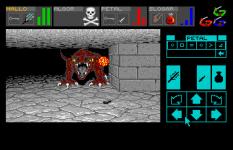 Chaos Strikes Back Atari ST 55