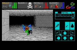 Chaos Strikes Back Atari ST 56