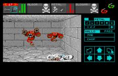 Chaos Strikes Back Atari ST 59