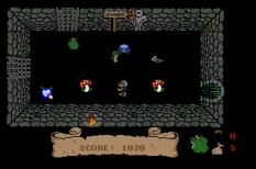 Creepy Atari ST 32