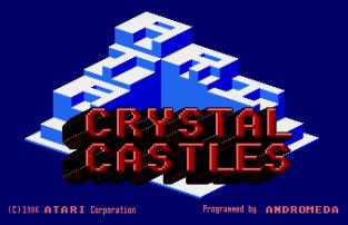 Crystal Castles Atari ST 01