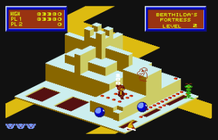 Crystal Castles Atari ST 31