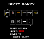 Dirty Harry NES 24