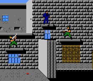 Dirty Harry NES 31