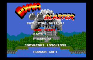 Dyna Blaster Atari ST 01