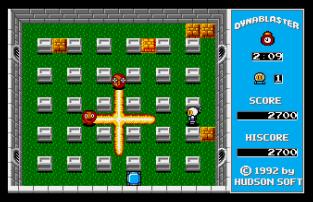 Dyna Blaster Atari ST 09