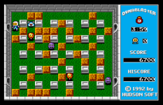 Dyna Blaster Atari ST 11