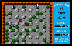 Dyna Blaster Atari ST 32