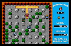 Dyna Blaster Atari ST 33