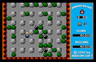 Dyna Blaster Atari ST 34