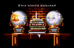 Elvira - The Arcade Game Atari ST 09