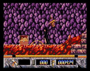 Elvira - The Arcade Game Atari ST 12