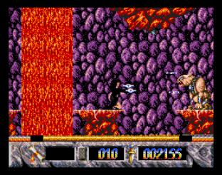 Elvira - The Arcade Game Atari ST 20