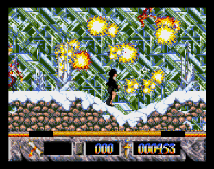 Elvira - The Arcade Game Atari ST 34
