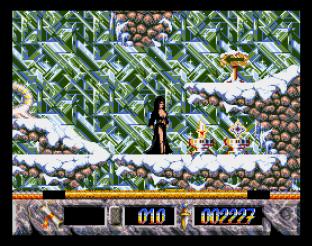 Elvira - The Arcade Game Atari ST 42