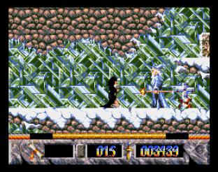 Elvira - The Arcade Game Atari ST 45