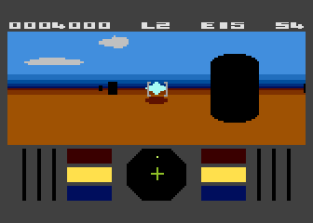 Encounter Atari 800 12