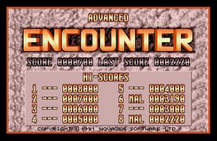 Encounter Atari ST 01