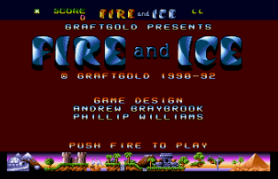 Fire and Ice Atari ST 01