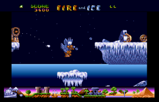Fire and Ice Atari ST 09