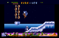 Fire and Ice Atari ST 10