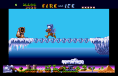 Fire and Ice Atari ST 11