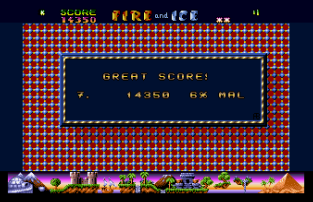 Fire and Ice Atari ST 20