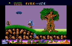 Fire and Ice Atari ST 21