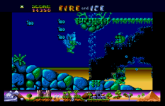 Fire and Ice Atari ST 22