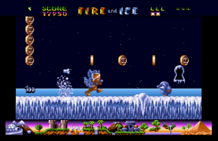 Fire and Ice Atari ST 23