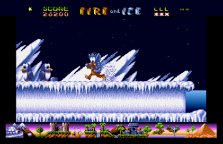 Fire and Ice Atari ST 31