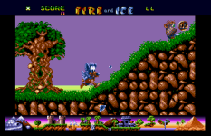 Fire and Ice Atari ST 33