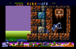 Fire and Ice Atari ST 42