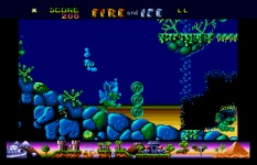 Fire and Ice Atari ST 43
