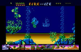 Fire and Ice Atari ST 53