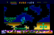 Fire and Ice Atari ST 54