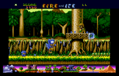 Fire and Ice Atari ST 55