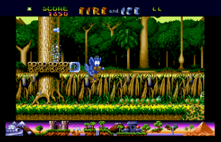 Fire and Ice Atari ST 56