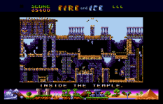 Fire and Ice Atari ST 65