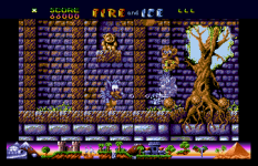 Fire and Ice Atari ST 66