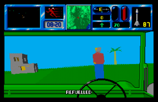 Flames of Freedom - Midwinter 2 Atari ST 45
