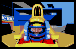 Formula One Grand Prix Atari ST 08