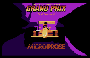 Formula One Grand Prix Atari ST 09