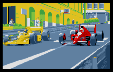 Formula One Grand Prix Atari ST 11