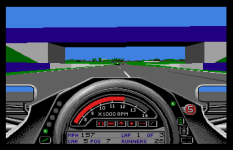 Formula One Grand Prix Atari ST 21