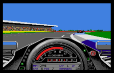 Formula One Grand Prix Atari ST 22