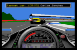 Formula One Grand Prix Atari ST 26