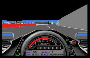 Formula One Grand Prix Atari ST 42