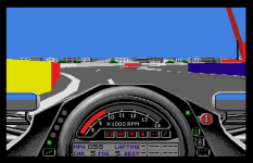 Formula One Grand Prix Atari ST 43