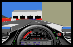 Formula One Grand Prix Atari ST 44